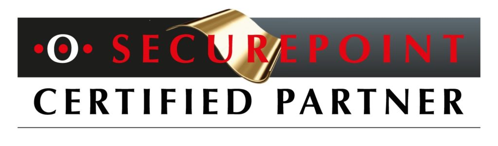 RHS ist Securepoint certified Gold Partner