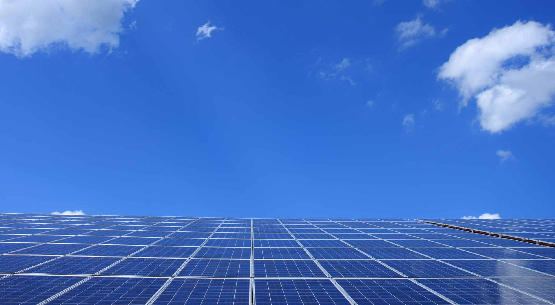 Solarenergie Photovoltaik RHS