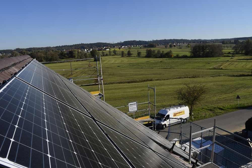 Photovoltaik RHS Beispiel 3