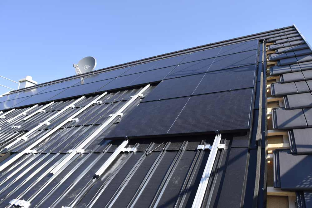 Photovoltaik RHS Beispiel 2
