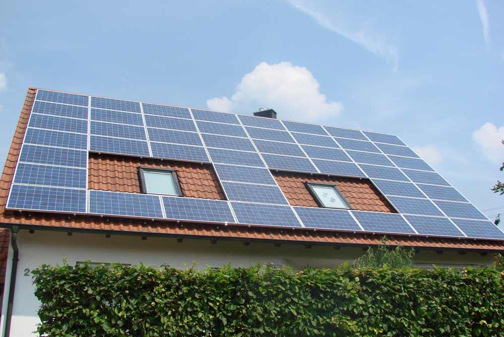 Photovoltaik RHS Beispiel