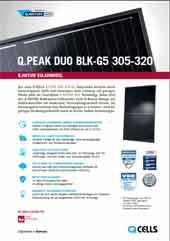 Broschüre Q Cells BLK G5