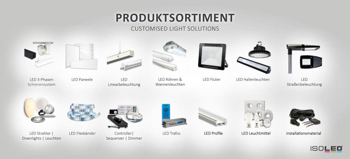LEDs Ausführungen und Einsatzgebiete