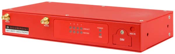 Firewall RC 100