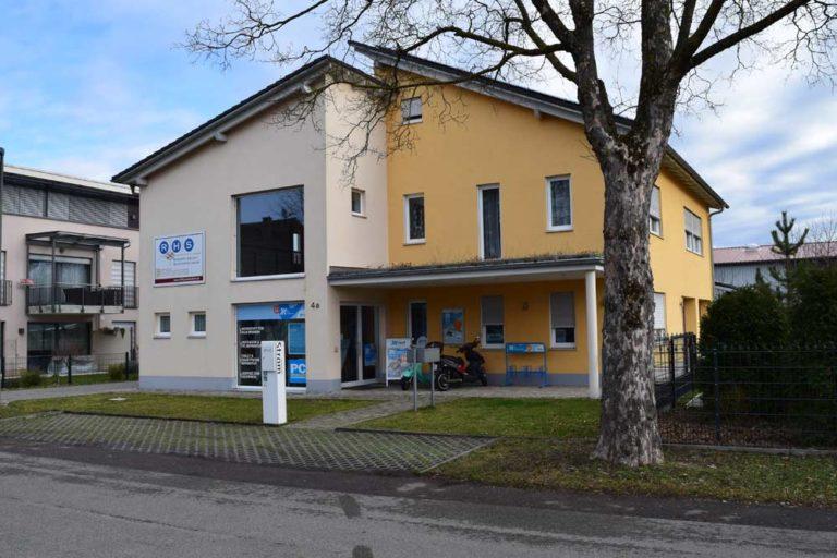 RHS in Meitingen - Waltershofen Gebäude
